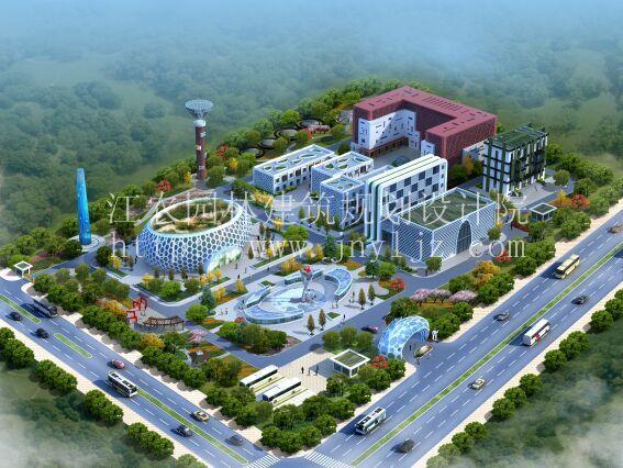喜谷智慧社区规划设计