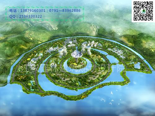凉山郎镇规划设计
